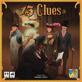 13 Clues Ajándéktárgyak