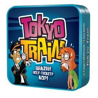 Tokyo Train társasjáték AJÁNDÉKTÁRGY