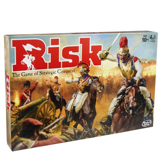 Rizikó - A stratégiai hódítás társasjáték Ajándéktárgyak