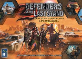 Defenders of the Last Stand Ajándéktárgyak