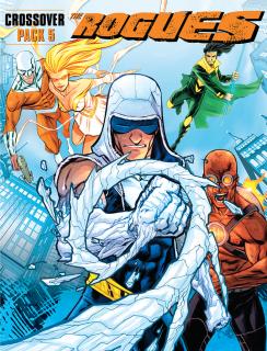 DC Comics Deck Building Game: The Rogues Crossover Pack Ajándéktárgyak