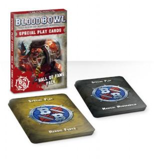 Blood Bowl Cards: Hall of Fame pack Ajándéktárgyak