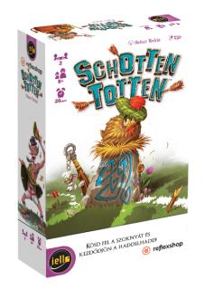Schotten Totten AJÁNDÉKTÁRGY