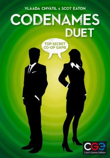 Codenames: Duet Ajándéktárgyak