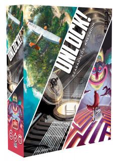 Unlock! - Szabadulós kalandok Ajándéktárgyak