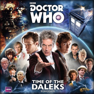 Doctor Who: Time of the Daleks Ajándéktárgyak