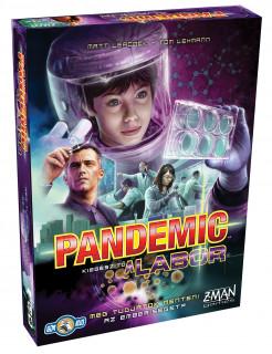 Pandemic: A labor Ajándéktárgyak