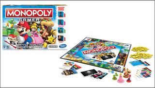 Monopoly - Gamer Ajándéktárgyak