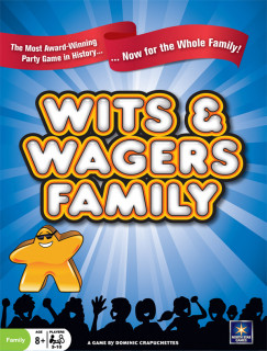 Wits & Wagers: Family Edition Ajándéktárgyak