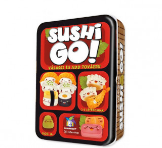Sushi Go társasjáték AJÁNDÉKTÁRGY
