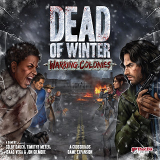 Dead of Winter: Warring Colonies Ajándéktárgyak