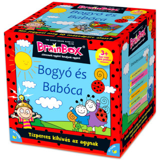 Brainbox - Bogyó és Babóca AJÁNDÉKTÁRGY