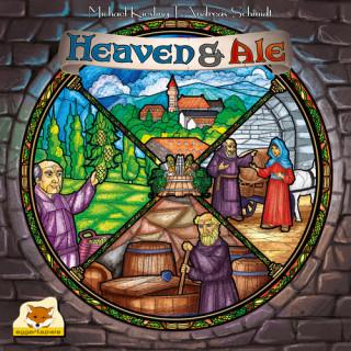 Heaven and Ale - Mennyei Ser AJÁNDÉKTÁRGY