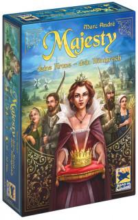 Majesty: Deine Krone - Dein Königreich Ajándéktárgyak