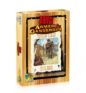 Bang! Armed the Dangerous kiegészítő Ajándéktárgyak