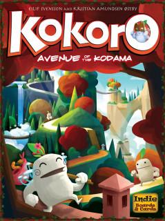 Kokoro: Avenue of the Kodama Ajándéktárgyak