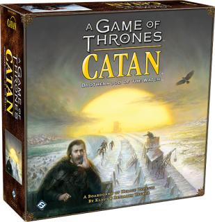A Game of Thrones: Catan - Brotherhood of the Watch Ajándéktárgyak