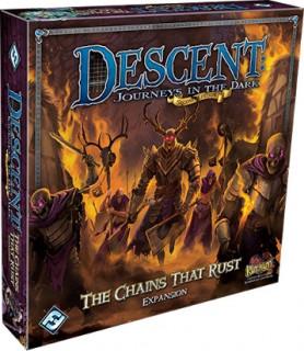 Descent 2nd edition - Chains that Rust kiegészítő Ajándéktárgyak