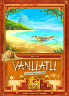 Vanuatu (2. kiadás) Ajándéktárgyak