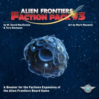 Alien Frontiers: Faction Pack 3 Ajándéktárgyak