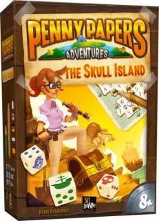 Penny Papers Adventures: Skull Island Ajándéktárgyak