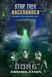 Star Trek: Ascendancy - Borg Assimilation kiegészítő Ajándéktárgyak