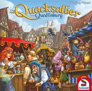 Die Quacksalber von Quedlinburg Ajándéktárgyak