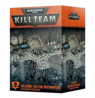 Warhammer 40k: Kill Team - Sector Mechanicus Kill Zone kiegészítő Ajándéktárgyak