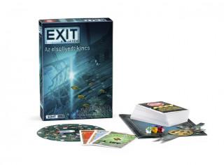 EXIT 8.-Az elsüllyedt kincs Ajándéktárgyak