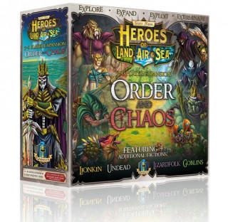 Heroes of Land, Air & Sea: Order & Chaos kiegészítő Ajándéktárgyak