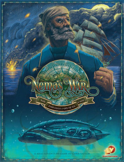 Nemo's War (2nd edition) Ajándéktárgyak