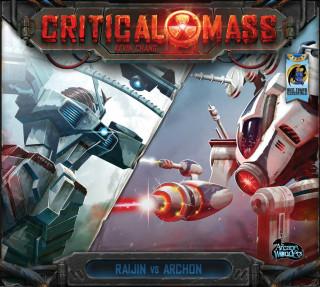 Critical Mass: Raijin VS Archon Ajándéktárgyak