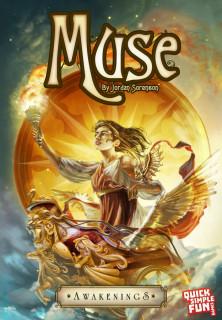 Muse: Awakenings Ajándéktárgyak