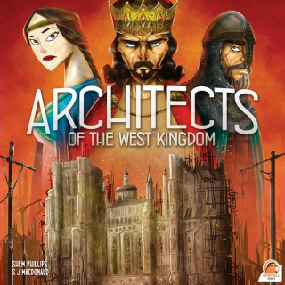 Architects of the West Kingdom Ajándéktárgyak