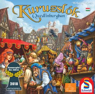Kuruzslók Quedlinburgban Ajándéktárgyak