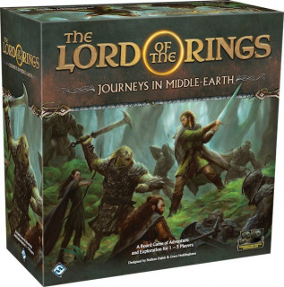 The Lord of the Rings: Journeys in Middle-Earth AJÁNDÉKTÁRGY