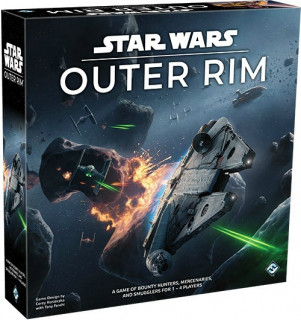 Star Wars: Outer Rim Ajándéktárgyak