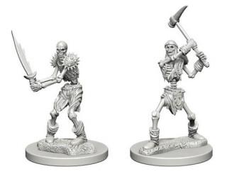 D&D Nolzur's Marvelous Miniatures: Skeletons Ajándéktárgyak