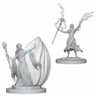 D&D Nolzur's Marvelous Miniatures: Elf Female Wizard Ajándéktárgyak