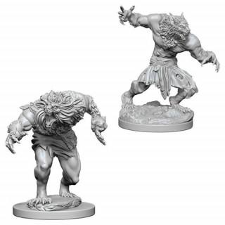 D&D Nolzur's Marvelous Miniatures: Werewolves Ajándéktárgyak