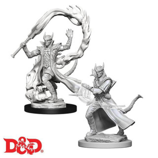 D&D Nolzur's Marvelous Miniatures: Tiefling Male Sorcerer Ajándéktárgyak