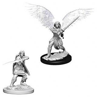 D&D Nolzur's Marvelous Miniatures: Female Aasimar Fighter Ajándéktárgyak