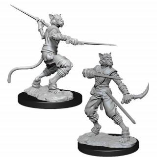 D&D Nolzur's Marvelous Miniatures: Male Tabaxi Rogue Ajándéktárgyak