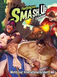 Smash Up: World Tour - International Incident kiegészítő AJÁNDÉKTÁRGY