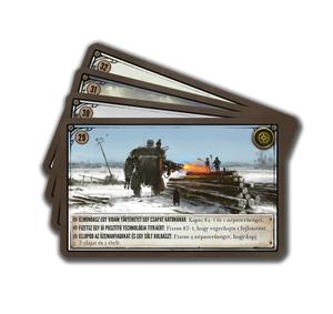Scythe promó kártyacsomag 1. Ajándéktárgyak
