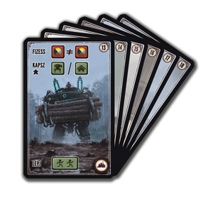 Scythe promó kártyacsomag 4. Ajándéktárgyak