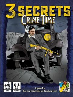 3 Secrets: Crime Time AJÁNDÉKTÁRGY