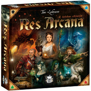 Res Arcana: A hatalom alkímiája Ajándéktárgyak