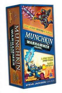 Munchkin Warhammer 40.000 AJÁNDÉKTÁRGY