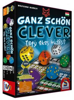 Ganz Schön Clever - Egy okos húzás! AJÁNDÉKTÁRGY